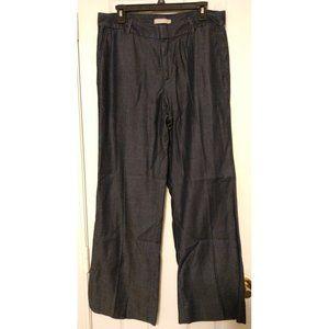 NWT Banana Republic Women's Size 10 Wide Leg Pants